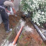 Krtkovanie Banská Bystrica, inštalatérske práce, upchaté potrubie, čistenie kanalizácie
